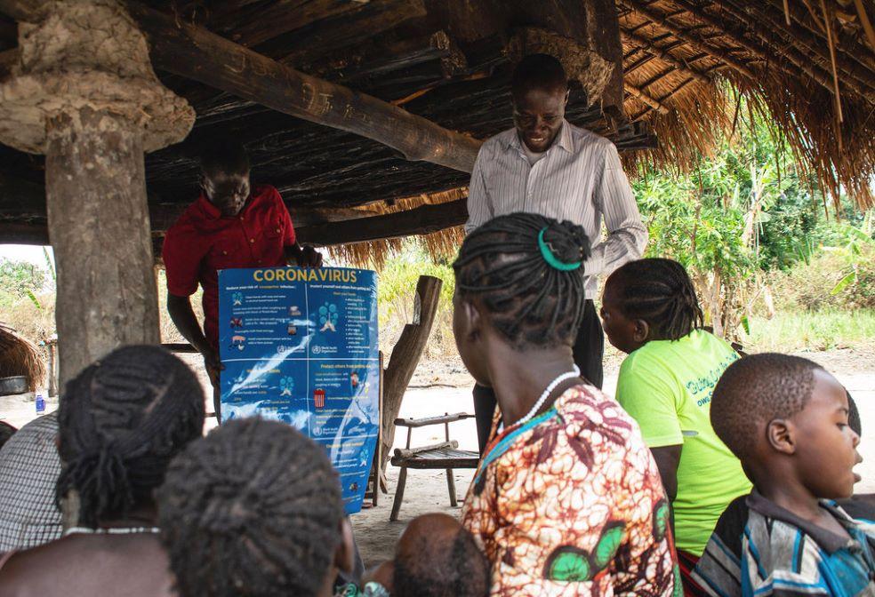 L'ONU affirme sa solidarité avec l'Afrique dans sa bataille contre le COVID-19