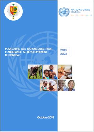 Plan Cadre des Nations Unies pour l'assistance au développement du Sénégal (PNUAD)