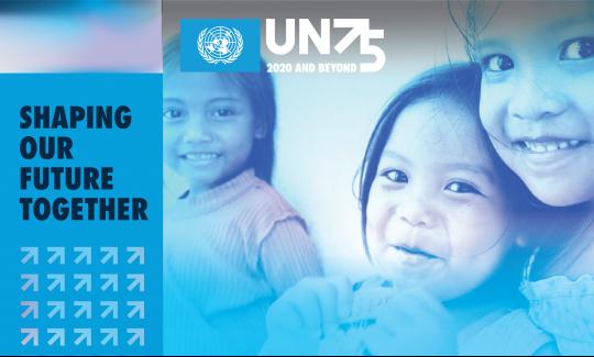 UN 75 campaign