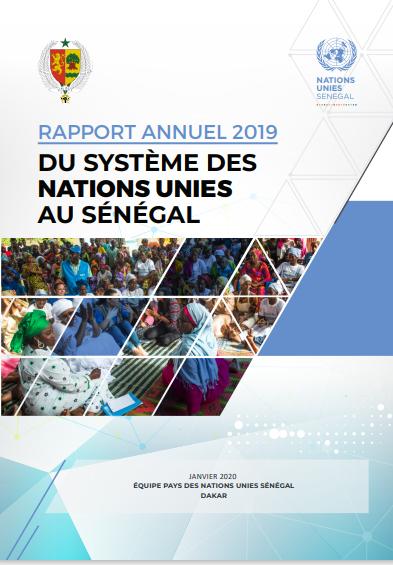RAPPORT ANNUEL 2019 DU SYSTÈME DES NATIONS UNIES AU SÉNÉGAL