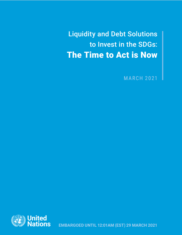 Secretary-General's Policy Report on Debt and Solutions