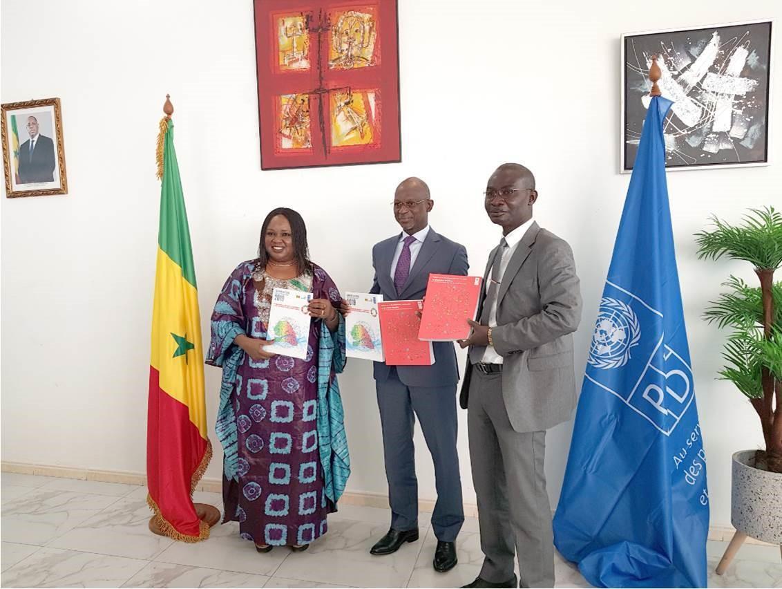 Lancement des Rapports RMDH 2020 et RNDH 2019.