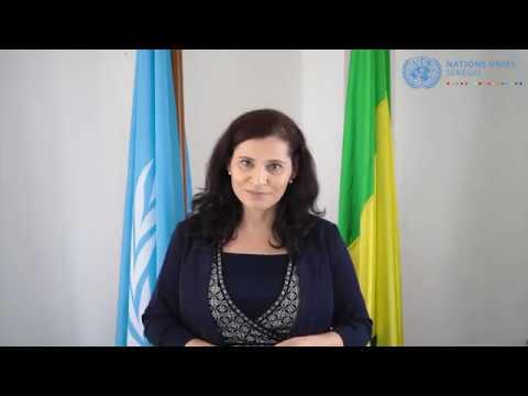 Message pour 2020 de la Coordonnatrice résidence de l'ONU au Sénégal